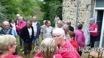Alpes Mancelles sortie 2018 2 jours