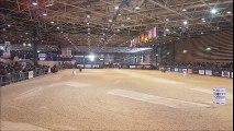 Coupe de barrel à Equita Lyon 2018