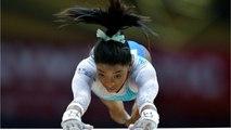 Simone Biles Falls Twice, Still Wins 4th World Title