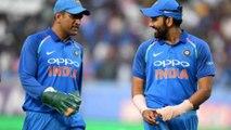 India Vs West Indies 2018,5th ODI : Rohit Sharma Quickest To 200 Sixes In ODI | Oneindia Telugu