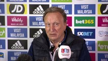 Warnock looks ahead to welcoming Leicester City in EPL after week of tragedy