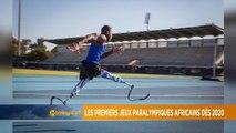 Les premiers jeux paralympiques africains pour 2020 [ Sport ]
