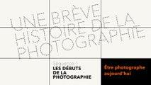 MOOC Une brève histoire de la photographie - Les débuts de la photographie - Être photographe aujourd'hui - Interview d'Israel Ariño