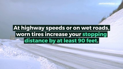 When To Change Your Tires? Sooner Than We Think