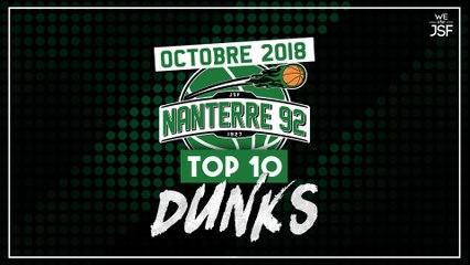 TOP 10 OCTOBRE 2018