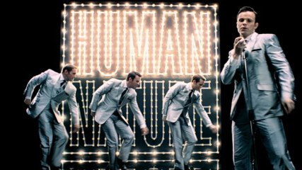 Human Nature - Uptight (Everything's Alright)