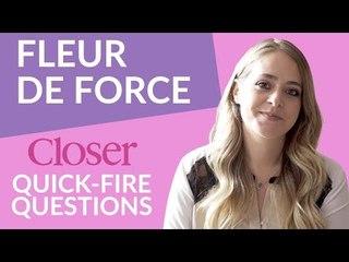 Fleur De Force Reveals Her Favourite Pregnancy Beauty Products! | CloserOnline