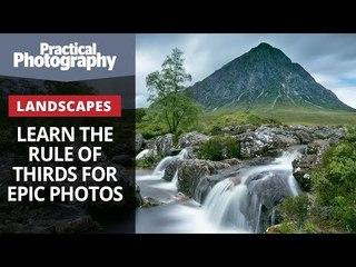 Landscapes - Learn the rule of thirds for epic photos (road trip part 4)