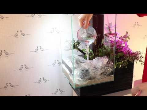 Brio 35 Aquaponics – high speed assembly