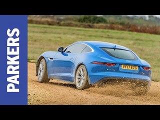 Can you rallycross a 2019 Jaguar F-Type?
