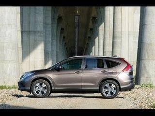 Honda CR-V magic seats | Parkers