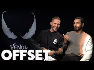 """Tom Hardy and Riz Ahmed: 'No one understands Man-Flu - it's lethal"""""""