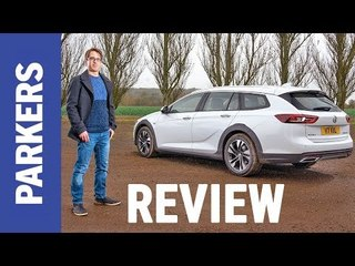 Vauxhall Insignia Country Tourer review | The ultimate combination of off-roader and estate car?