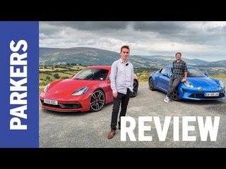 Alpine A110 vs Porsche 718 Cayman | Which is better?
