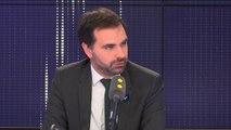 """Le clip sur les élections européennes """"n'est pas une campagne de La République en marche"""" (Laurent Saint-Martin, député LREM)"""