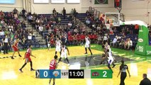 Celtics assignee Robert Williams III posts double-double in debut with Red Claws