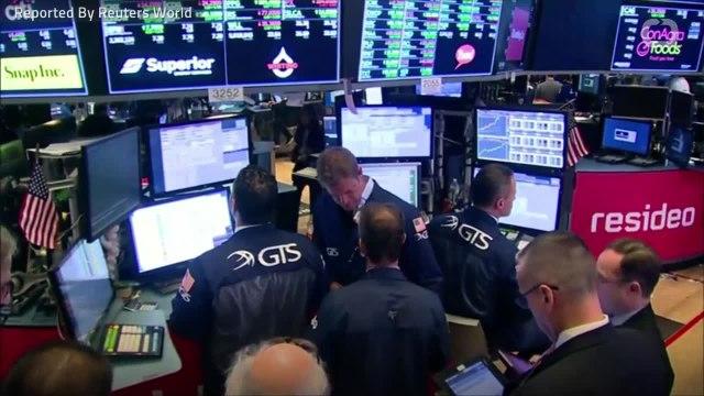 Tech Losses Snap Rally On Wall Street