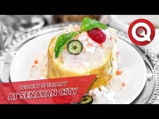 Dessert Specialty At Senayan City