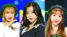 [HOT]  APRIL - Oh! my mistake , 에이프릴  - 예쁜 게 죄   Show Music core 20181103