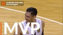 Turkish Airlines EuroLeague Regular Season Round 5 MVP: Gustavo Ayon, Real Madrid