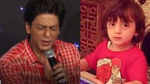Shahrukh Khan gets Emotional during Zero Trailer Launch for Abram Khan; here's why| FilmiBeat
