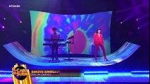 Soraya Arnelas es Dua Lipa en Tu Cara Me Suena Antena 3