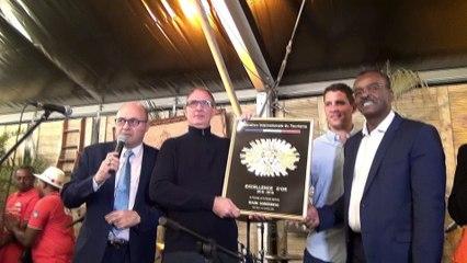 Excellence d'or Rhum Damoiseau et Médaille d'or Ary Chalus