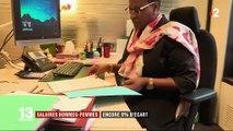 Salaires : les inégalités entre les femmes et les hommes persistent
