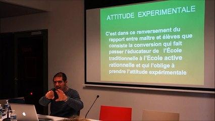 15 - Attitude expérimentale-Colloque de formation - 13 oct 2018
