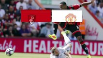 Feature: Bournemouth 1-2 Manchester Utd data review