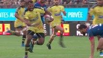 Alivereti Raka élimine à lui seul toute la défense de Grenoble pour marquer un essai
