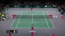 Karen Khachanov beats Dominic Thiem 6-4, 6-2 to reach Paris Masters final