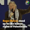 Roger Waters Stands For Palestine