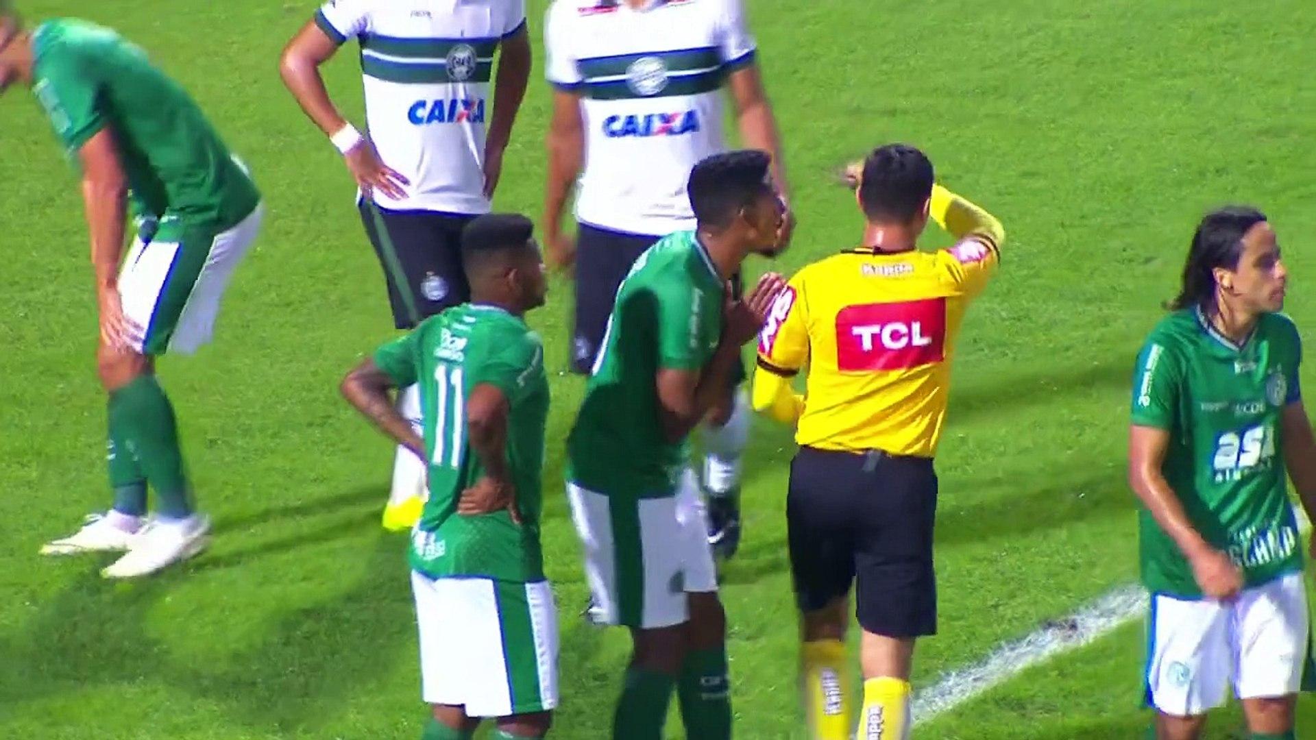 [MEL****S MOMENTOS] Coritiba 0 x 2 Guarani - Série B 2018