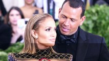Alex Rodriguez Teaches Jennifer Lopez About Baseball