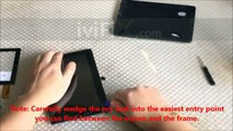 7 Inch Allwinner A33 A23 A13 Tablet Replacement Touch Screen Disassembly Guide