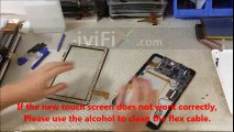 9 Inch China Tablet Replacement Touch Screen Disassembly Repair Guide