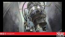 Türkiye'nin ilk yerli ve milli jet motoru ilk testi başarıyla geçti