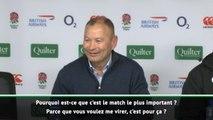 """Test Match - Eddie Jones :""""Vous voulez me faire virer"""""""