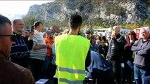 Ils veulent bloquer Grenoble et l'Isère le 17 novembre