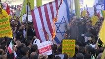 Τεχεράνη: «Θάνατος στην Αμερική και στο Ισραήλ» φωνάζουν διαδηλωτές