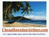 Hawaiian Airlines Hawaiian Air Lines