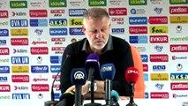 Spor Aytemiz Alanyaspor - Evkur Yeni Malatyaspor Maçının Ardından