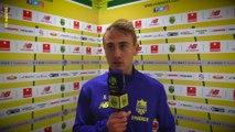 FC Nantes - EA Guingamp : la réaction des joueurs