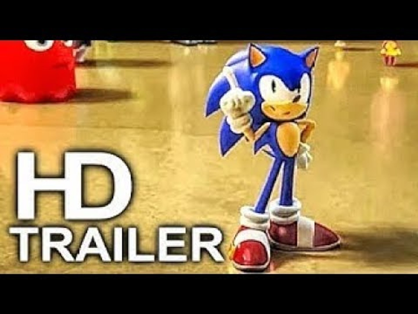 Wreck It Ralph 2 First Look Sonic The Hedgehog All Scenes