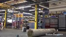 Le dernier robot de chez Boston Dynamics