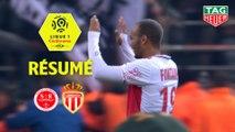 Stade de Reims - AS Monaco (1-0)  - Résumé - (REIMS-ASM) / 2018-19