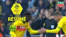 FC Nantes - EA Guingamp (5-0)  - Résumé - (FCN-EAG) / 2018-19