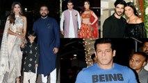 Shilpa Shetty Diwali Party: Salman Khan, Karan Johar & other Stars attend; Must Watch | FilmiBeat