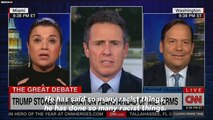 Commentator Calls Trump A 'Racist Pig' On CNN